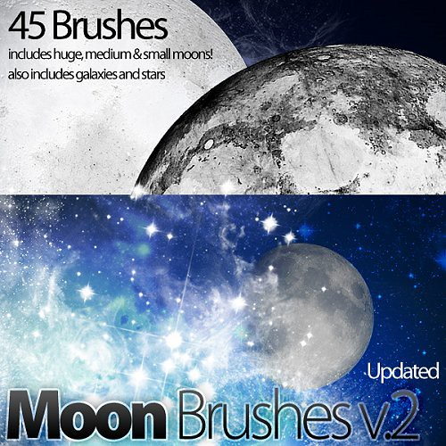 50 Free Photoshop Brush Sets You Should Bookmark