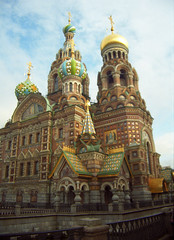 St. Petersburg, Russia (rick ligthelm) Tags: church stpetersburg russia churchtower