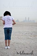 ..  (Mohammed Photography.) Tags: girl lens photography 50mm bahrain nikon little mohammed 90 2009 edit muharraq shosho d90 bujassim busaiteen