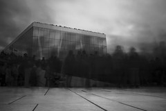 It's not about who you are, but when you're not (jonmartin ()) Tags: bw motion blur oslo norway delete10 delete9 delete5 opera soft long exposure delete6 delete7 ghost crowd surreal save3 delete8 delete3 delete delete4 save save2 spooky save4 nd haunting ghosts eeire bildekritikk