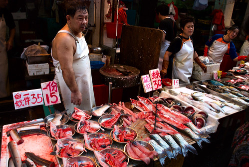 Hong Kong Markets 13
