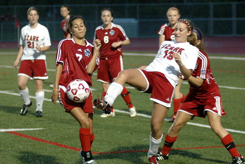 Glendale Falcons Win 1-0 At Ozark Tigers