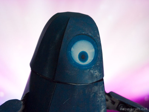 Alien Miner Robot