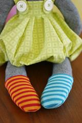 Polly's socks