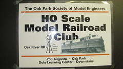 The Oak Park Society of Model Engineers. Oak Park Illinois. March 2009.