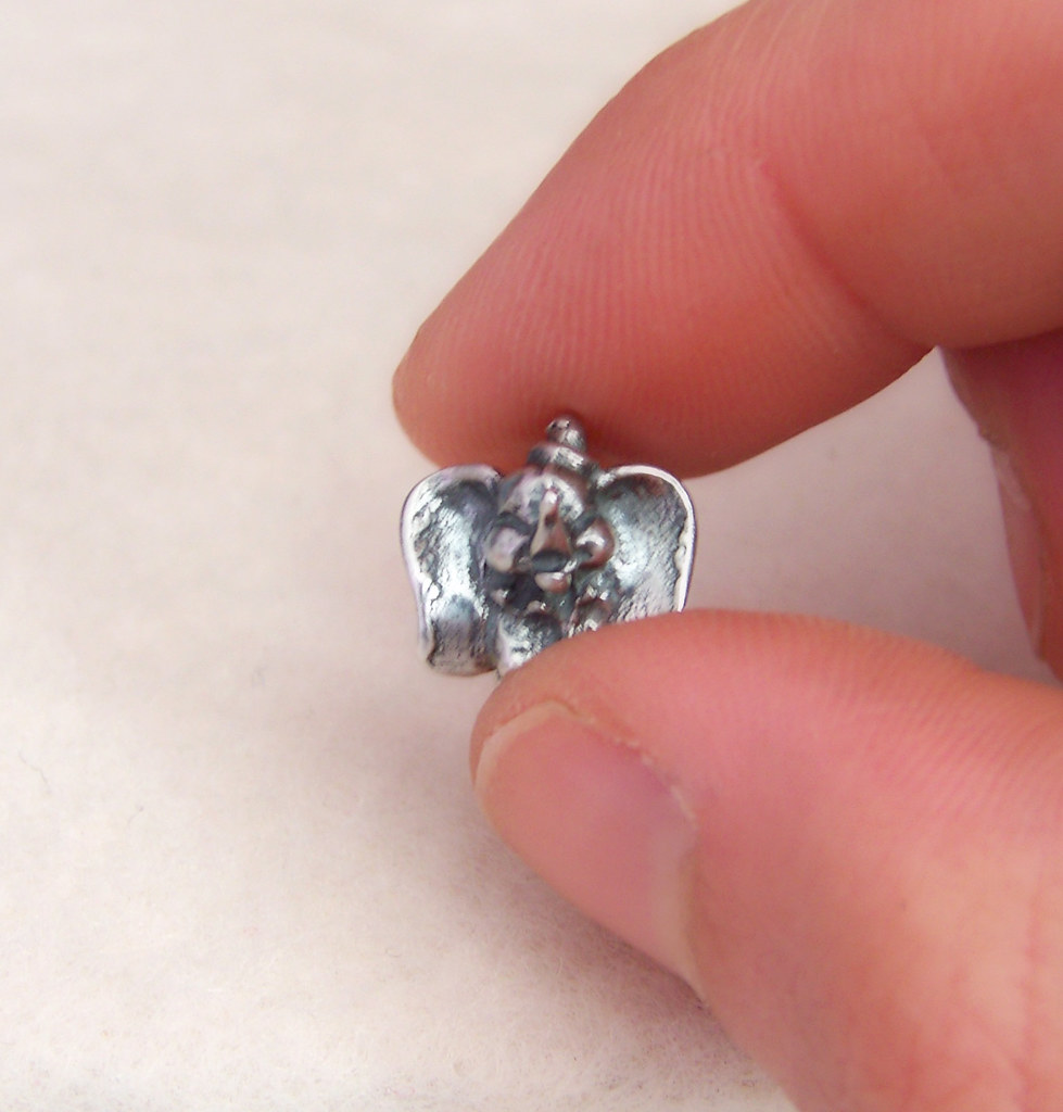 Vintage Sterling Silver Disney Dumbo Charm