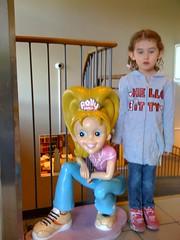 Mer idoler i leksaksaffären