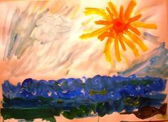 1st Dorothy Snot Kids' Art Exhibition
