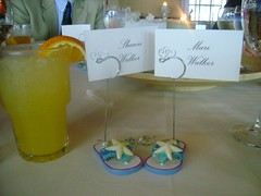 Favors and Orange Crush