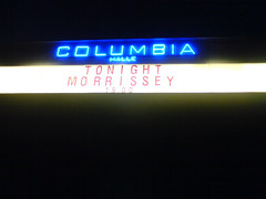 morrissey @ columbiahalle