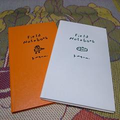 コクヨのフィールドノート