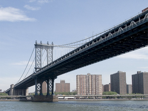 Manhattan Bridge by you.