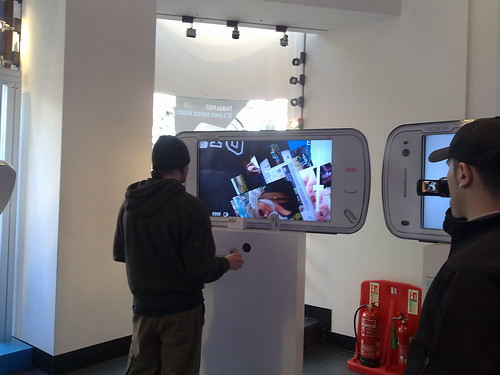 Augmented Reality N97