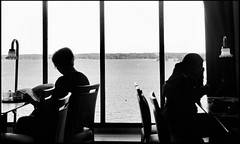 Scenery at breakfast (Hedstrom - Sweden) Tags: cruise ferry ship balticsea dreams passangers