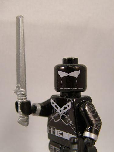 BrickArms Tactical Sword Prototype 01