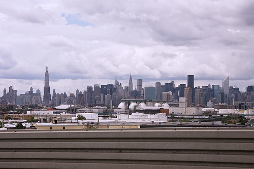 Skyline from the BQE