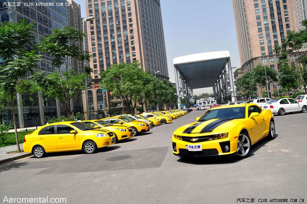 Transformers 2 autos China Bumblebee 1