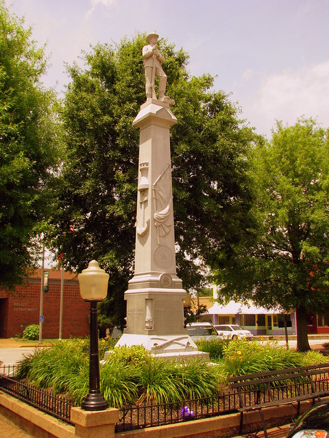 Mt. Pleasant Civil War Monument