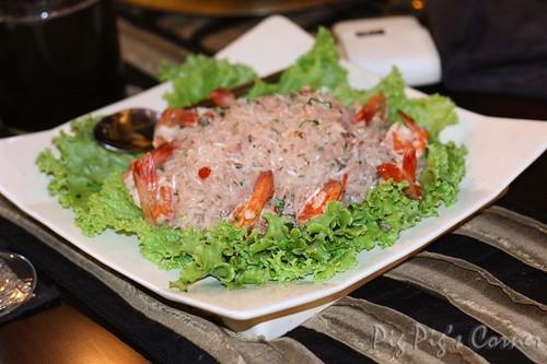 Bali Villa Ylang Ylang food 02