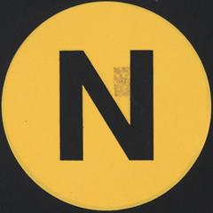letter N (Leo Reynolds) Tags: canon eos iso400 n f45 letter squaredcircle nnn oneletter squsa 190mm 40d hpexif 0033sec grouponeletter set38 letterblack xsquarex sqset038 xleol30x xxx2009xxx xratio1x1x