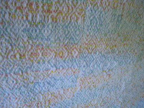 Gebrochene pattern detail