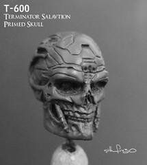 T60015 (sith_fire30) Tags: movie skull action machine figure terminator custom salvation mcfarlane neca skynet t600 t800 endoskeleton