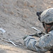 U.S., Iraqi Soldiers Clear Minefield