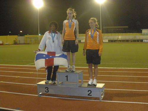 Irene wint op Aruba (update: verslag)