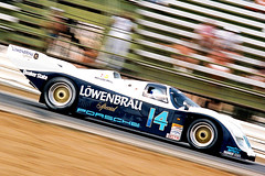 Holbert Porsche 962 (KennethBartonMotorsport) Tags: riverside 1987 grand prix international camel porsche gt motorsports losangelestimes association lowenbrau imsa 962 derekbell holbert kennethbarton alholbert