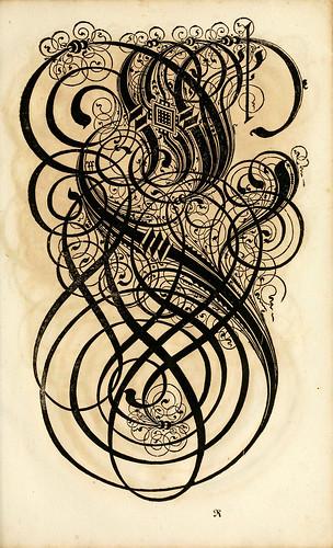 004--Kunstrichtige Schreibart  allerhand Versalie..Paul Frank 1655