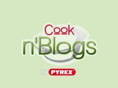 Logo Cook n'Blogs by Pyrex