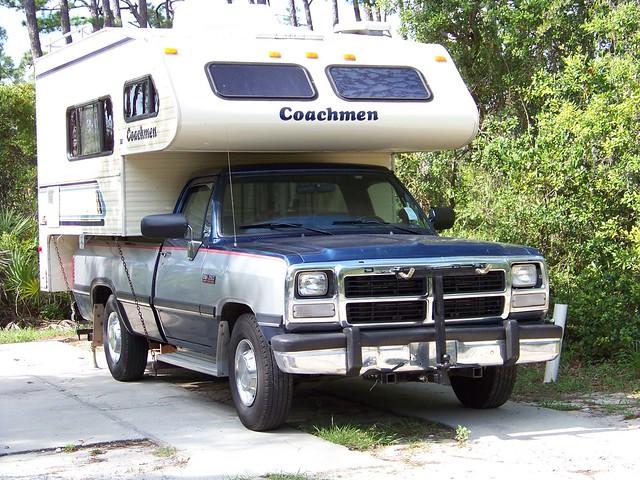 dodge ram camper cummins coachman turbodiesel 59l wbody ram250
