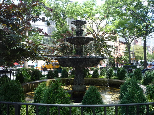Jackson Square, NYC