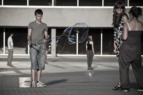 Burbuliatorius Panevėžyje