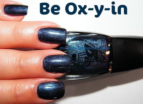 Be Ox-y-in