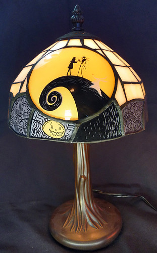 09-NBX Tiffany Lamp