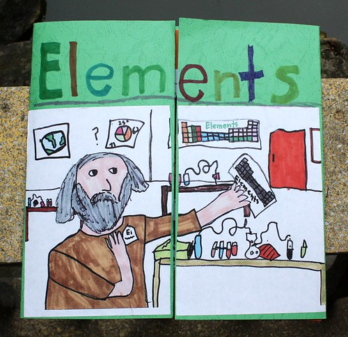 elements lapbook cover2