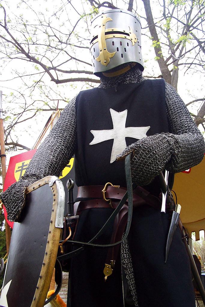 Hospitaller Knight Circa 1250 AD