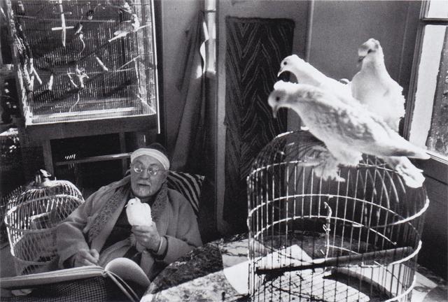 06 Henri Matisse, Vence, France. 1944