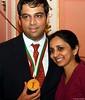 Viswanathan and Aruna Anand