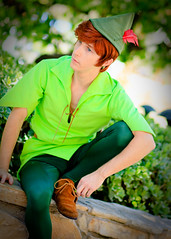 ~Disney Characters - Peter Pan~ (SDG-Pictures) Tags: california costumes movie fun dance dancing disneyland joy performance performing peterpan disney peter entertainment pan perform southerncalifornia orangecounty anaheim enjoyment themepark entertaining disneylandresort disneycharacters fairywings 9410 disneylandpark disneyfairies disneycostumes fairycostumes panpeter takenbystepheng pixiehollow september42010 charactersflying costumepeter hatpeter featherpeter outfitfeatherred feathergreenpeter