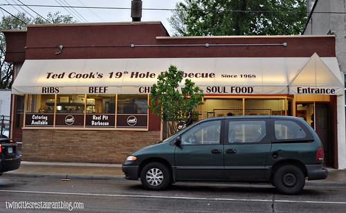 Ted Cook's 19th Hole Barbeque ~ Minneapolis, MN