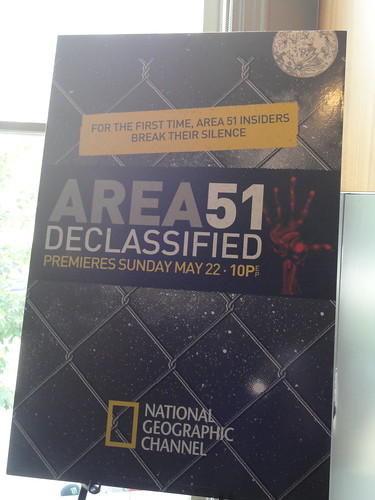 Area 51 Declassified for National Geographic