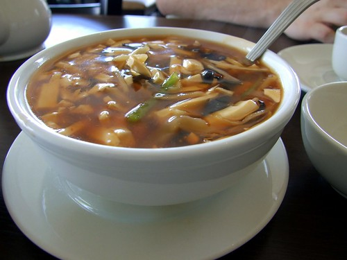 Hot and Sour Soup... $2.99!!!!