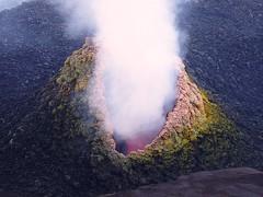 V.M.18 (Giandomenico Tricomi ( Iron Man)) Tags: lava natura etna sicilia fumo cratere spattering cenere hornito eruzione pitcrater degassamento