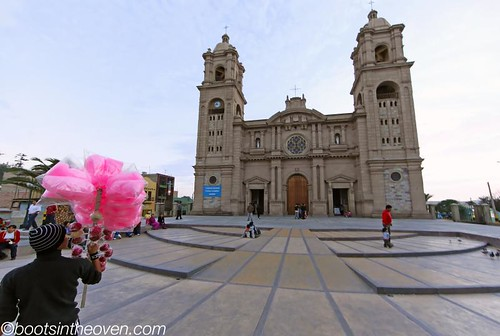 Tacna's lovely cathedral