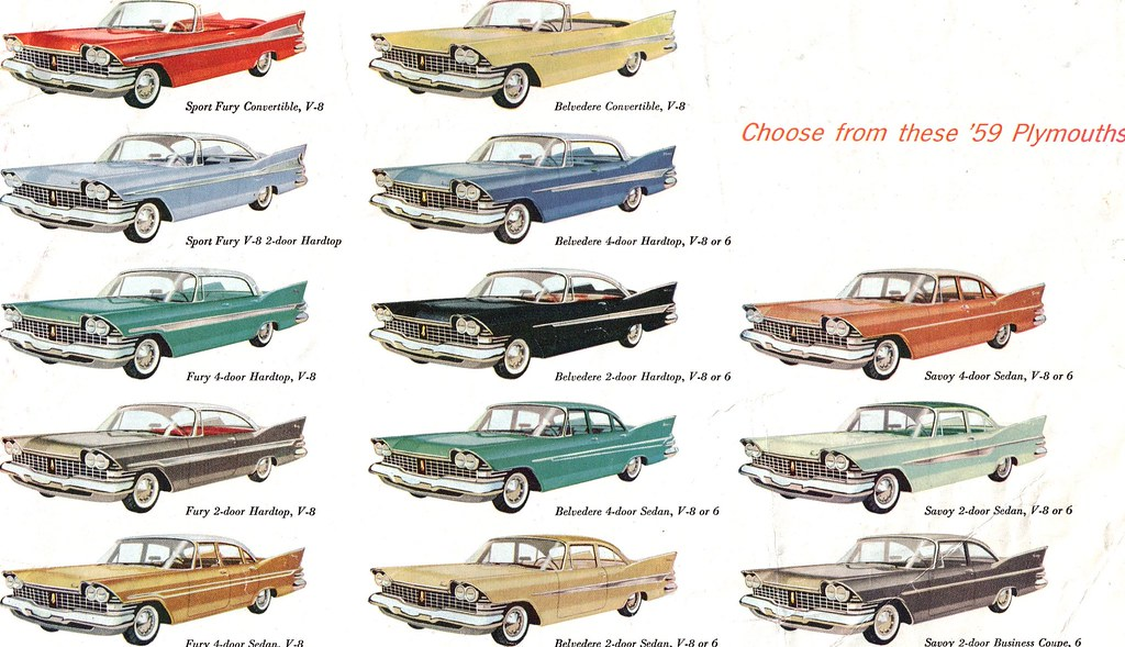 1959 Plymouth Range (coconv) Tags pictures auto old 2 classic cars hardtop car  sc 1 st  Fiveprime & The Worldu0027s Best Photos of 1959 and savoy - Flickr Hive Mind pezcame.com