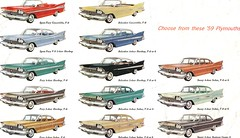 1959 Plymouth Range (coconv) Tags: pictures auto old 2 classic cars hardtop car sport sedan vintage magazine advertising cards photo flyer automobile post image photos antique album postcard 4 ad picture plymouth convertible