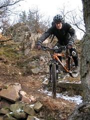 Gans02 (steinhummer) Tags: bike bad trail kreuznach