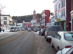 Main street Saranac Lake (aeroshark1) Tags: